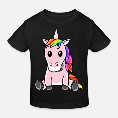 Unicorns Unicorn unicorn unicorns - Kids' Organic T-Shirt