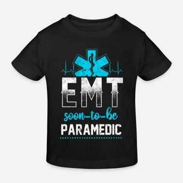 Doctor On Call EMT paramedicparamedicparamedics - Kids' Organic T-Shirt