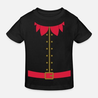 Elf kobold kostüm - elf costume - Kinder Bio T-Shirt