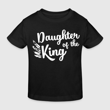Daughter of the King - T-shirt bio Enfant