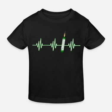 Pyro Heartbeat Pyro Cracker - Kinder Bio T-Shirt