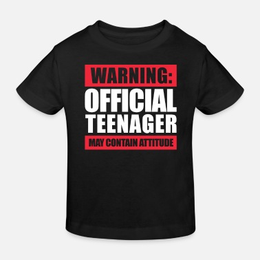 Teenager Teenager - Kinder Bio T-Shirt