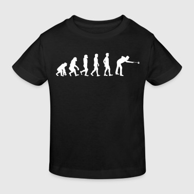 Snooker Evolution Billard - Camiseta ecológica niño