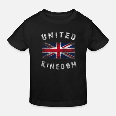 Jack Union Jack - Design - Kinder Bio T-Shirt