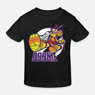 TMNT Turtles Donnie With Bo Staff - Kids' Organic T-Shirt