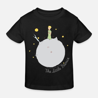 The Little Prince Asteroid B612 Illustration - Kids' Organic T-Shirt