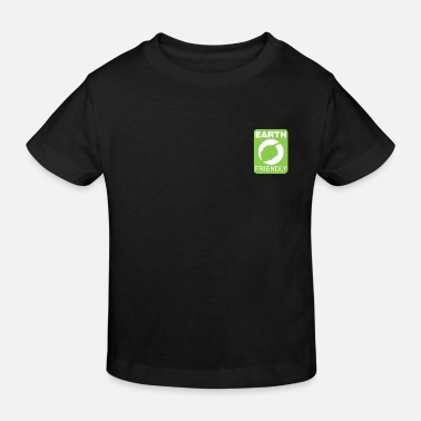 Environmentally Friendly ENVIRONMENTALLY FRIENDLY 100% ORGANIC - Kids' Organic T-Shirt