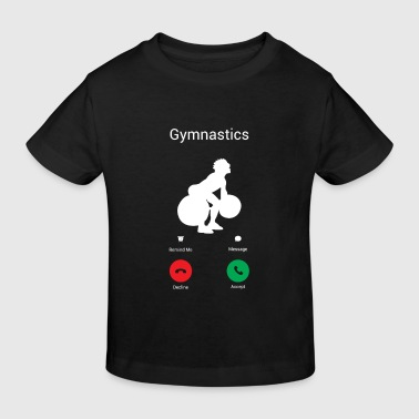 WEIGHT LIFTING GETS! - Kids' Organic T-shirt