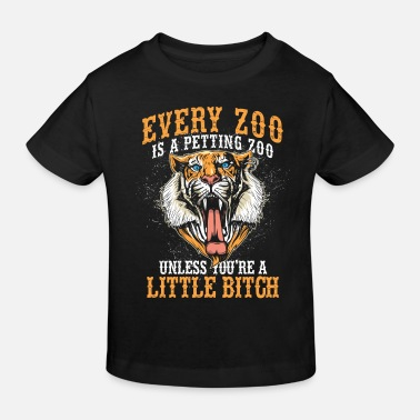 Zoo Animal Zoo animal Zoo Zoo animal keeper - Kids' Organic T-Shirt