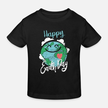 Day Earth Day - Earth Day - Kinderen bio T-shirt