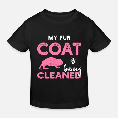 Fur fur - Kids' Organic T-Shirt