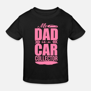 Collections Collection Collectible Collect Collectible - Kids' Organic T-Shirt