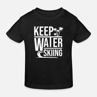 Water Sports Water skiing water sports - Kids' Organic T-Shirt