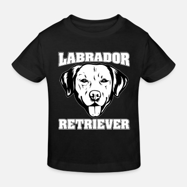 Newfoundland Labrador Retriever LABRADOR RETRIEVER dog pet - Kids' Organic T-Shirt