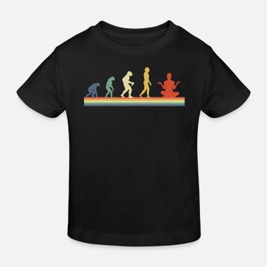 Enlightent Meditation Hipster Selection - Kids' Organic T-Shirt