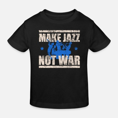 Jazz jazz - Kids' Organic T-Shirt