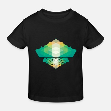 Polygon polygon - Kids' Organic T-Shirt