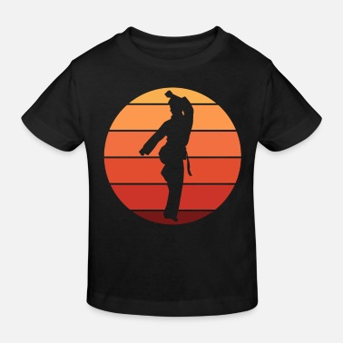 Martial Artists martial artists - Kids' Organic T-Shirt
