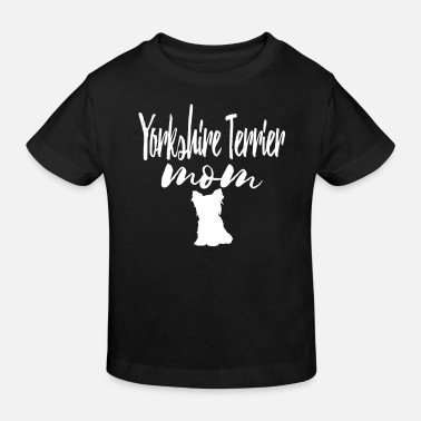 Patte De Chien Yorkshire Terrier Mom - T-shirt bio Enfant