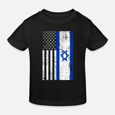 Mage Israel USA - Ekologisk T-shirt barn