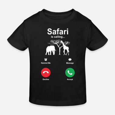 Safari Safari - Kinder Bio T-Shirt