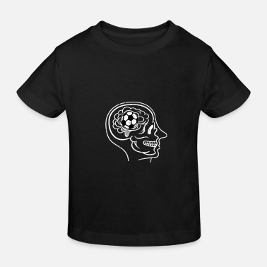 Goalkeeper Soccer player, soccer addiction, soccer fan, gift - Kids' Organic T-Shirt