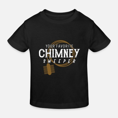 Lucky Charm chimney sweeper - Kids' Organic T-Shirt
