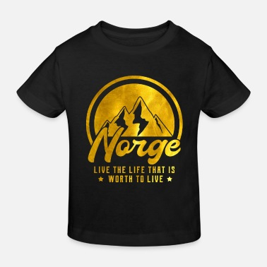 Norway Norway - Kids' Organic T-Shirt