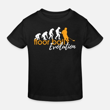 Floorball Evolution FLOORBALL EVOLUTION - Kinder Bio T-Shirt