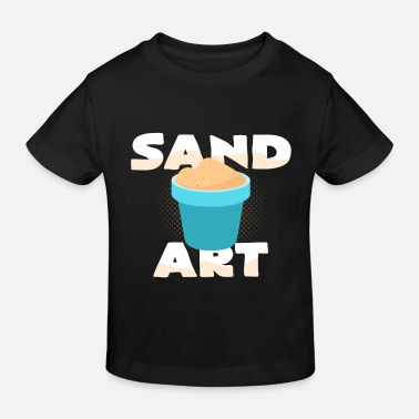 Sand Sand Art - Kinder Bio T-Shirt