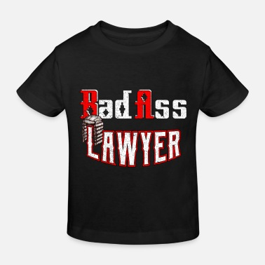 Tribunal Avocat Avocat Law Judge Law Gift 21 - T-shirt bio Enfant
