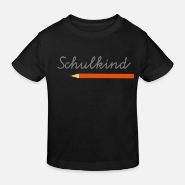 Schulkind Schulkind - Kinder Bio T-Shirt