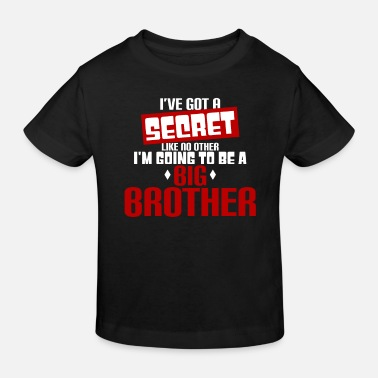 Surprise Big Brother, Men, Boys, Guys - Kids' Organic T-Shirt