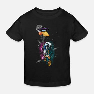 Cool Space Astronaut - Ekologisk T-shirt barn