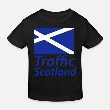 Trafic Traffic Scotland - T-shirt bio Enfant