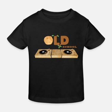 School old school - Kids' Organic T-Shirt