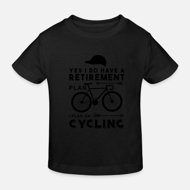 Biker Yes I Do Have A - T-shirt bio Enfant