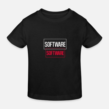 Software software - Kids' Organic T-Shirt
