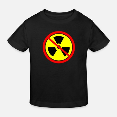 Castor Transport Anti nuclear power Castor nuclear power plants Gorleben demo - Kids' Organic T-Shirt