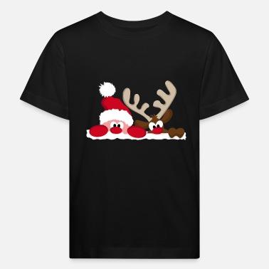 Kinder M/ädchen Jungen Weihnachtskost/üm Outfits Merry Christmas Druck Rentier Elch Langram Rundhals Pullover Lang Sport Hose Frohe Weihnachten Sweatshirt Kost/üm Weihnachtspullover Deer Bekleidung