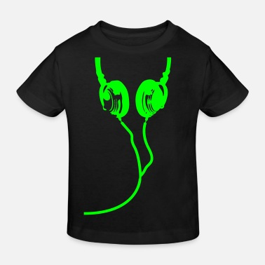 Coole Coole Headphones - Kinder Bio T-Shirt
