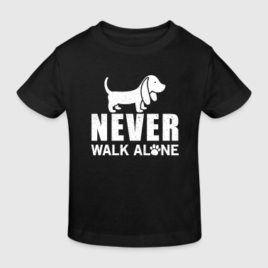 Never walk alone - T-shirt bio Enfant