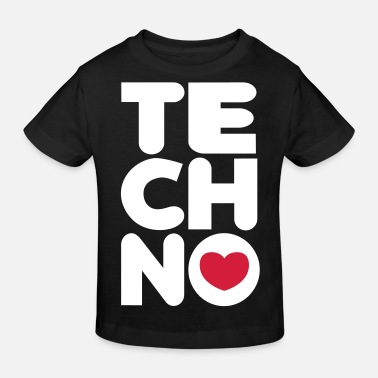 Tower Techno Tower - Camiseta ecológica niño