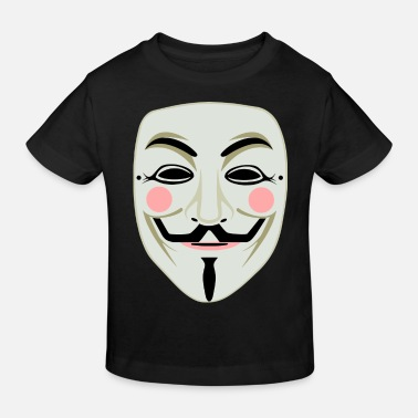 Anonymous For The Voiceless Anonymous - Kids' Organic T-Shirt
