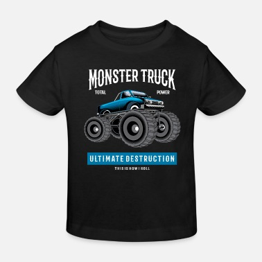 Monster Ultimate Destruction - Kinder Bio T-Shirt