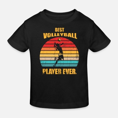 Balsport Volleybal balsporten - Kinderen bio T-shirt