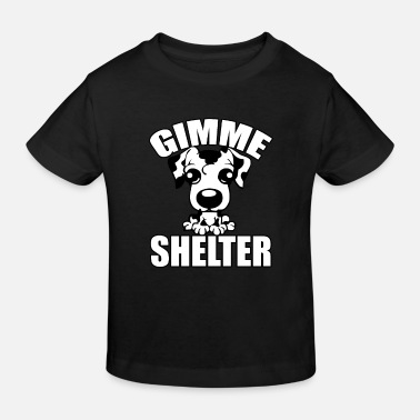 Animal Shelter animal shelter - Kids' Organic T-Shirt