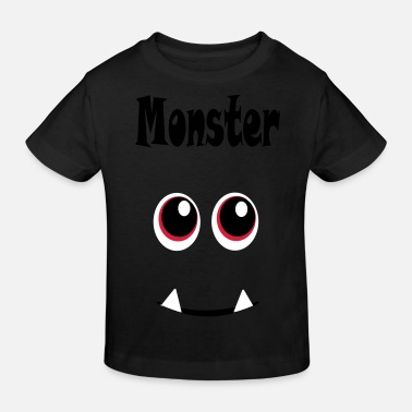 Monster monster i - Ekologisk T-shirt barn