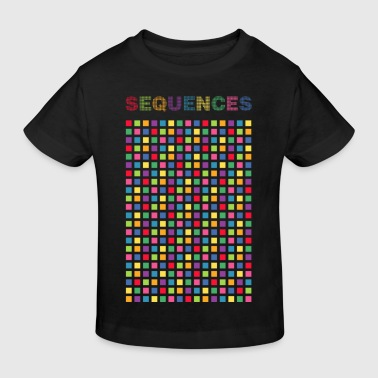 sequences - Kinderen Bio-T-shirt