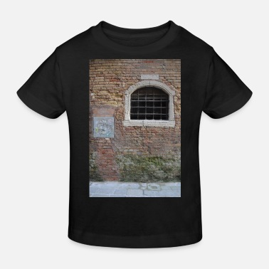 Windows window - Kids' Organic T-Shirt
